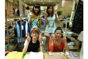 Ray Cassin 新静岡セノバ店・アパレル販売スタッフのアルバイト・バイト詳細