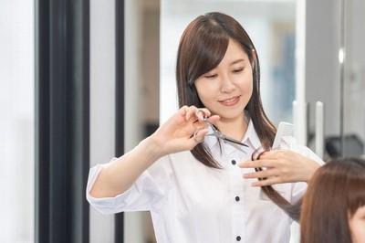 HAIR SALON IWASAKI 新安城店(正社員)スタイリスト(株式会社ハクブン)の求人画像