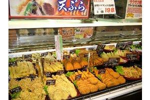 充実した売り場で健康的な食生活のお手伝いをしてください。