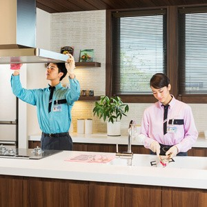 ダスキン湘南台支店サービスマスター(お掃除スタッフ)の求人画像