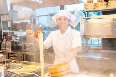 丸亀製麺 砺波店[110480](平日のみ歓迎)のアルバイト情報