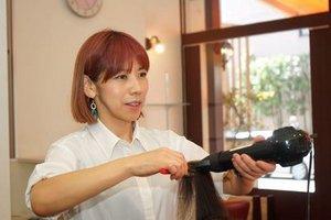HAIR SALON IWASAKI 一戸店(パート)スタイリスト(株式会社ハクブン)・美容師のアルバイト・バイト詳細