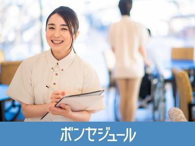 メディカルホームボンセジュール羽田(介護職員初任者研修)の求人画像