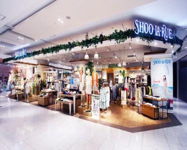 SHOO・LA・RUE(シューラルー)新横浜プリンスペペ〈82453〉のアルバイト情報