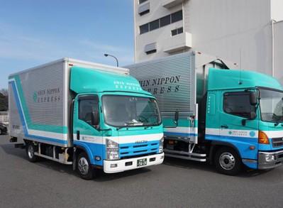 新日本エンジニアリング株式会社 石川倉庫(北府中)のアルバイト情報