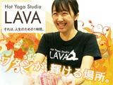ホットヨガスタジオLAVA渋谷店のアルバイト