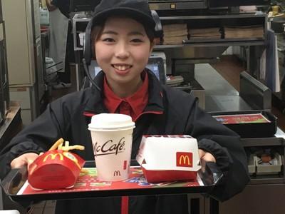 マクドナルド 甲府和戸店(学生)のアルバイト情報