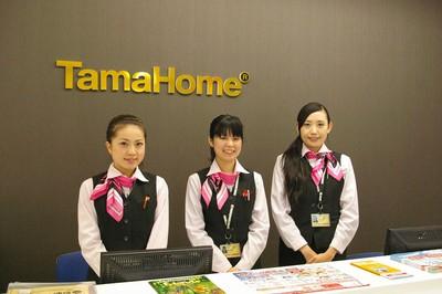 タマホーム株式会社 豊洲店(総合展示場受付)の求人画像