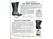1912年このブーツから始まりました。