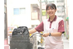 【週1日、1時間~OK】地域で活躍するホームヘルパー募集!
