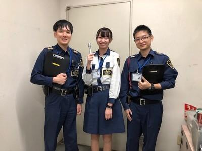 高栄警備保障株式会社 横浜港北地区の求人画像