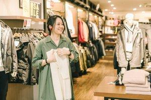 ikka イオンタウン郡山店・アパレル販売スタッフのアルバイト・バイト詳細