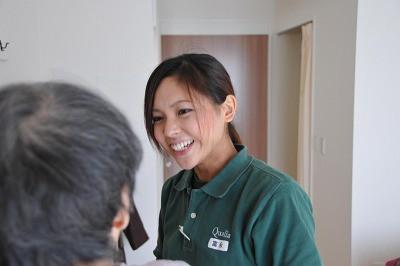 アースサポート クオリア東浦和(介護スタッフ)のアルバイト情報