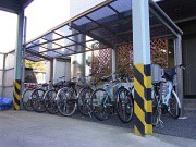 自転車 置き場 あります 自転車 ...