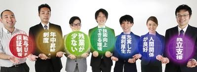 株式会社FAIR NEXT INNOVATION プログラマ(錦糸町駅)のアルバイト情報