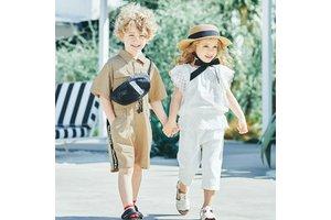 笑顔の溢れる子ども服のブランドです☆