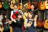 島村楽器 イオンモールかほく店のアルバイト