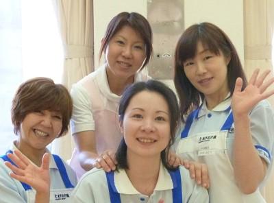 応援家族越谷(介護正社員)(1)[ST0085]のアルバイト情報