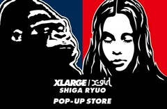 XLARGE/X-girl三井アウトレットパーク滋賀竜王店のアルバイト