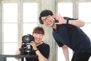 写真スタジオ内での撮影者を募集します!