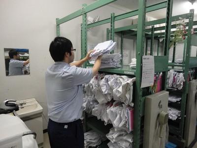クラウンクリーニング 御茶ノ水工場の求人画像