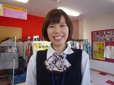クリーニングショップアップル 篠ノ井店のアルバイト情報