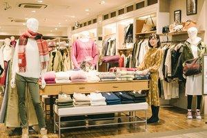 ikka イオンモール東員店・アパレル販売スタッフのアルバイト・バイト詳細
