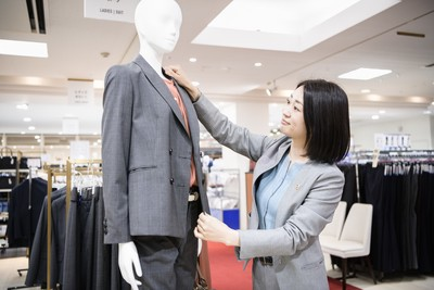 AOKI 手稲前田店(主婦1)のアルバイト情報