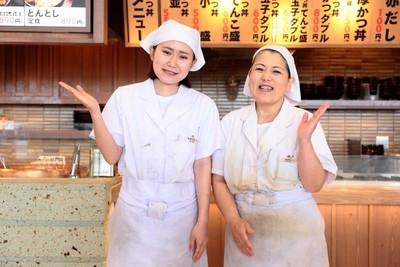 カツ丼&トンテキの『豚屋とん一』