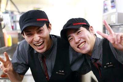マクドナルド 407鶴ヶ島店(深夜)のアルバイト情報