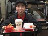 マクドナルド 20号竜王店(学生)のアルバイト