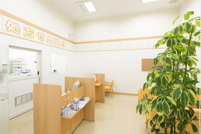エバグリーン薬局 四ヶ郷店の求人画像