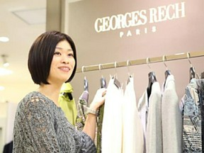 GEORGES RECH 宮崎山形屋のアルバイト写真