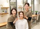 MaKE UP LIFE 博多阪急店(ヘアメイク)のアルバイト