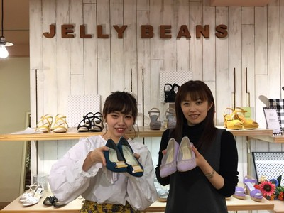 JELLY BEANS アトレ亀戸店のアルバイト
