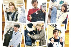 JACKシピィ店・アパレル販売スタッフ:時給800円~のアルバイト・バイト詳細
