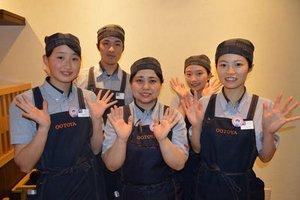 大戸屋は料理もスタッフもあったかくてチームワーク抜群のお店です!