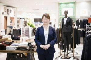 ORIHICA 神戸ハーバーランドumie店・アパレル販売スタッフのアルバイト・バイト詳細
