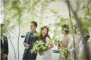 【表参道沿いにリニューアルオープン】結婚式を演出し幸せのサポート!!