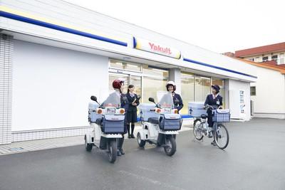 葛飾ヤクルト販売株式会社/小菅センターのアルバイト情報