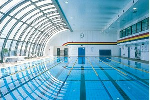 SGCスポーツプラザ 温水プール(25m×7コース)