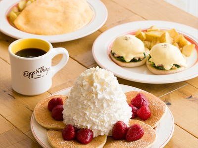 Eggs 'n Things Coffee御殿場プレミアム・アウトレット店_1のアルバイト