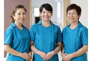 《看護師・准看護師》老人ホームで新しい一歩を踏み出そう!
