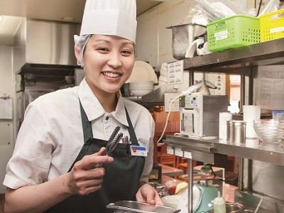 ガスト 亀田店<012721>のアルバイト情報