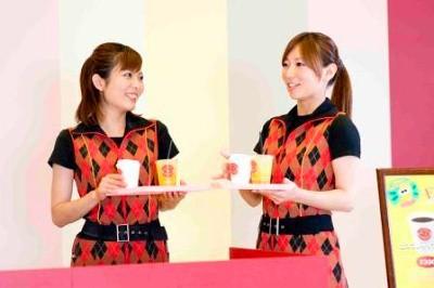 ビーンズカフェ ワンダーランド宮崎芳士店のアルバイト情報