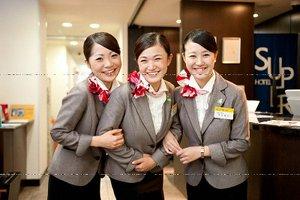 ご宿泊のお客様にあなたの笑顔と爽やかさを、私達と一緒に届けませんか?