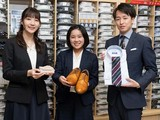 AOKI 高崎江木町店(学生)のアルバイト