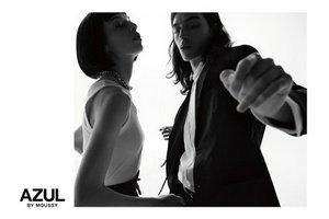 AZUL by moussy イオンモール神戸北店・アパレル販売スタッフ:時給900円~のアルバイト・バイト詳細