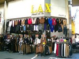 LAX OUTFITTERS 2号店のアルバイト