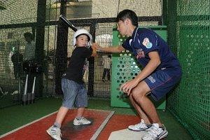 ★長期OK★夢見る野球少年をサポートしよう《野球スクールのお仕事》